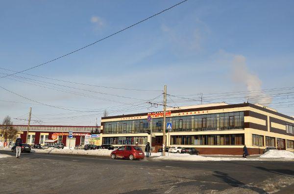 Торговый комплекс Бутырский базар