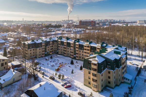 1-я Фотография ЖК «Вилла Финляндия»