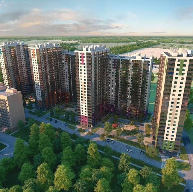 жилой комплекс Эланд