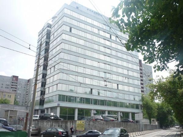 Бизнес-центр Вниинефтемаш