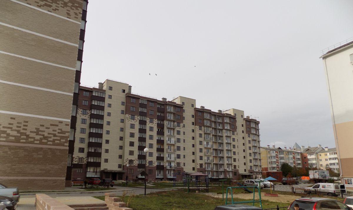 жилой комплекс Зеленая, 9