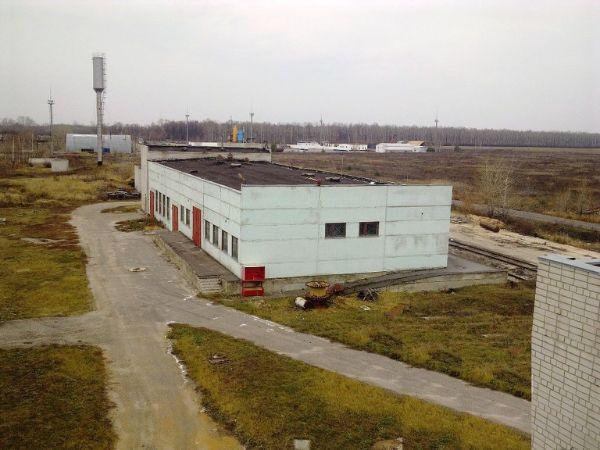 Производственно-складской комплекс на ул. Солнечная, 1