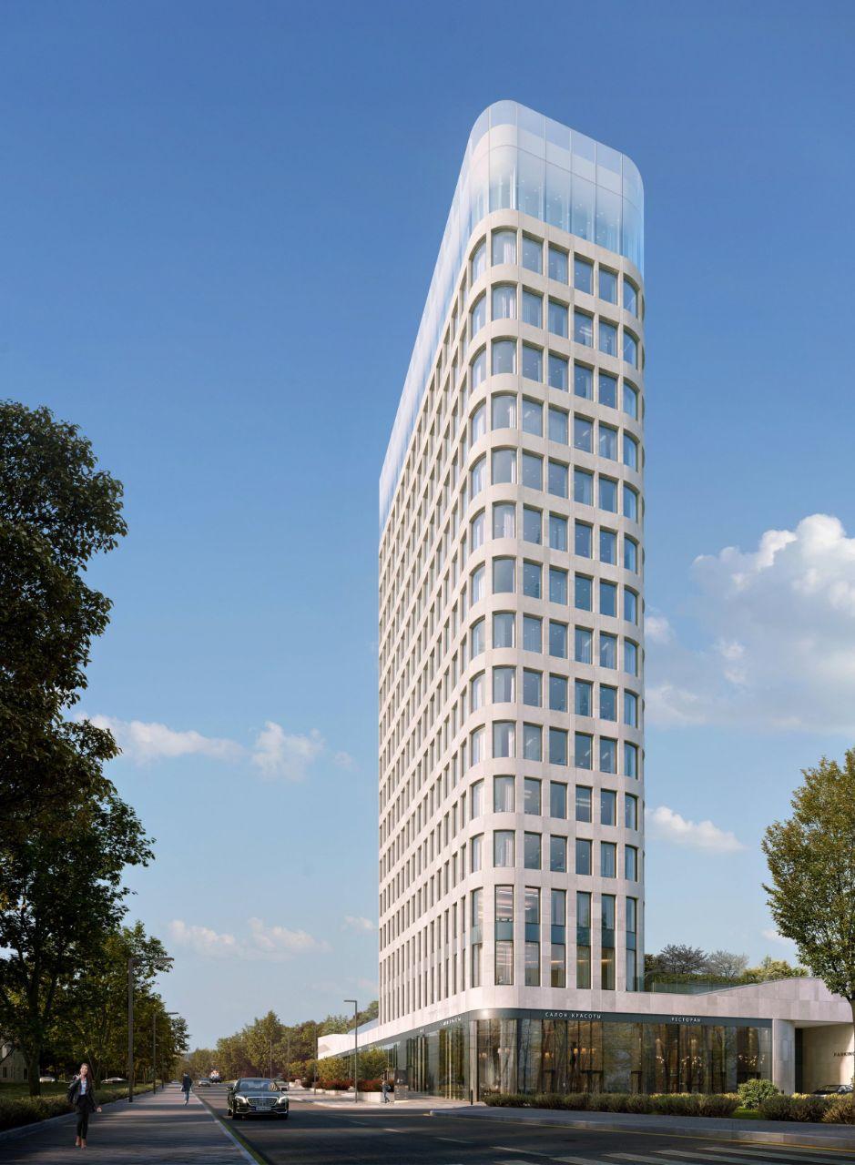 Бизнес Центр STONE Белорусская (Стоун Белорусская)