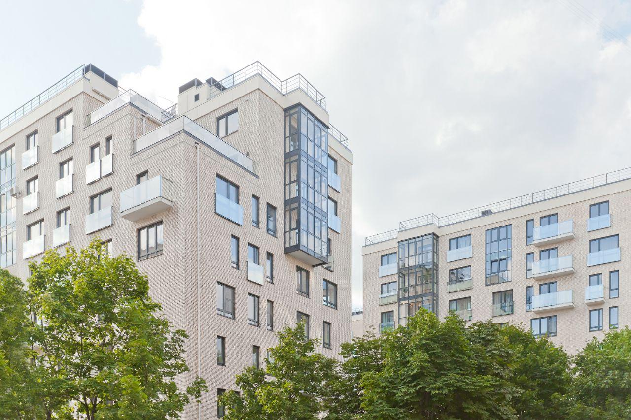 жилой комплекс на Ярославском проспекте