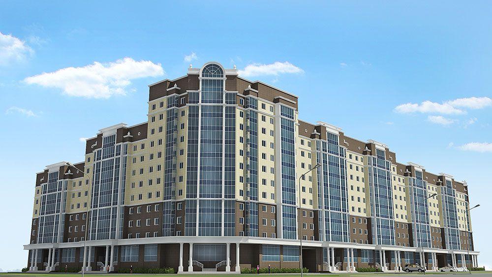 жилой комплекс ул. Кальвица, 30