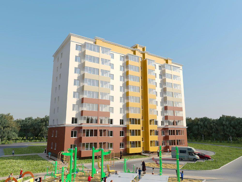 продажа квартир Дом на Касимовском шоссе