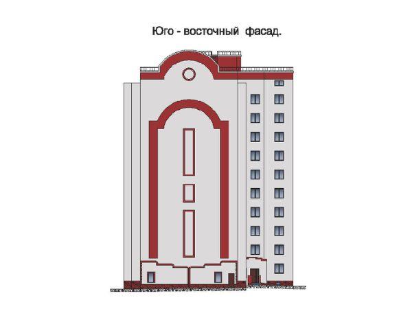 2-я Фотография ЖК «по пер. Сосновский, 21»