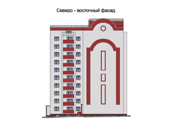 4-я Фотография ЖК «по пер. Сосновский, 21»