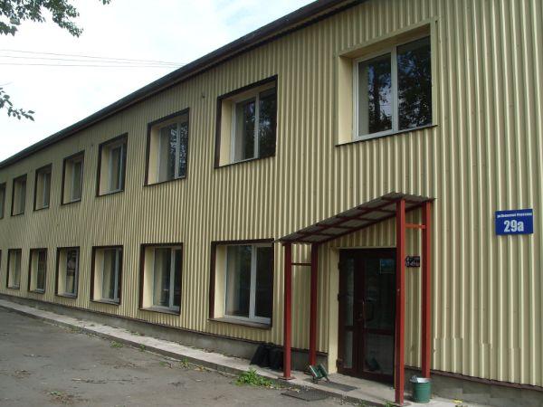 Отдельно стоящее здание на ул. Онежской Флотилии, 29А