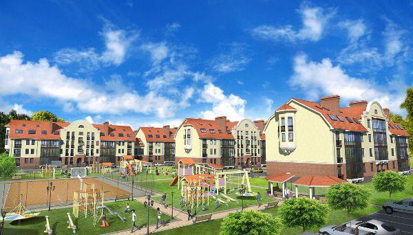 1-я Фотография ЖК «Новая резиденция»