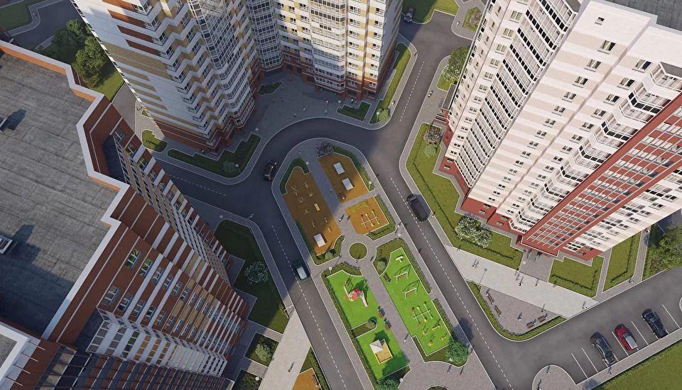 жилой комплекс Подольск парк