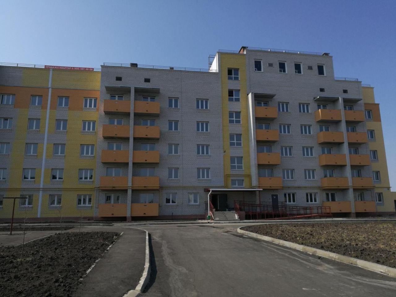 продажа квартир по ул. Орловская, 110Т