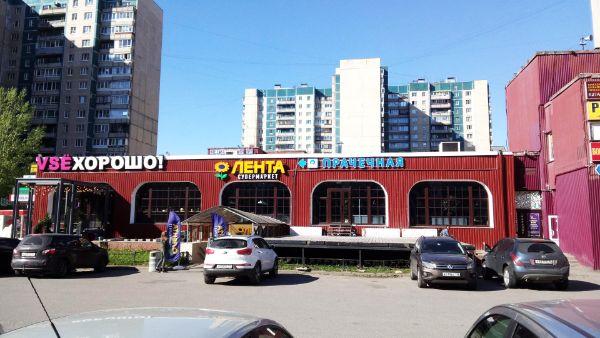 Торговый центр на Богатырском проспекте, 35к1