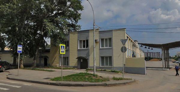 Отдельно стоящее здание на ул. Механизаторов, 15А