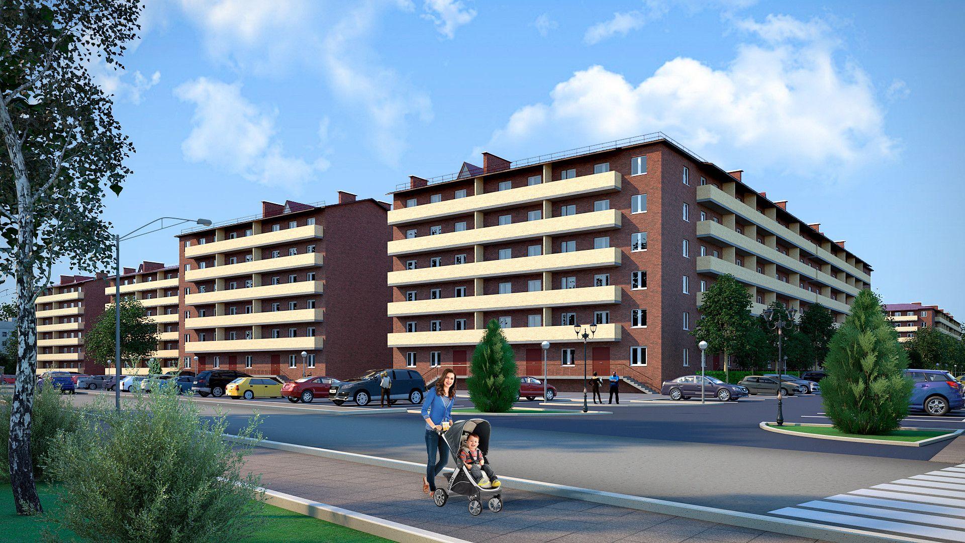 жилой комплекс Виноградъ-2