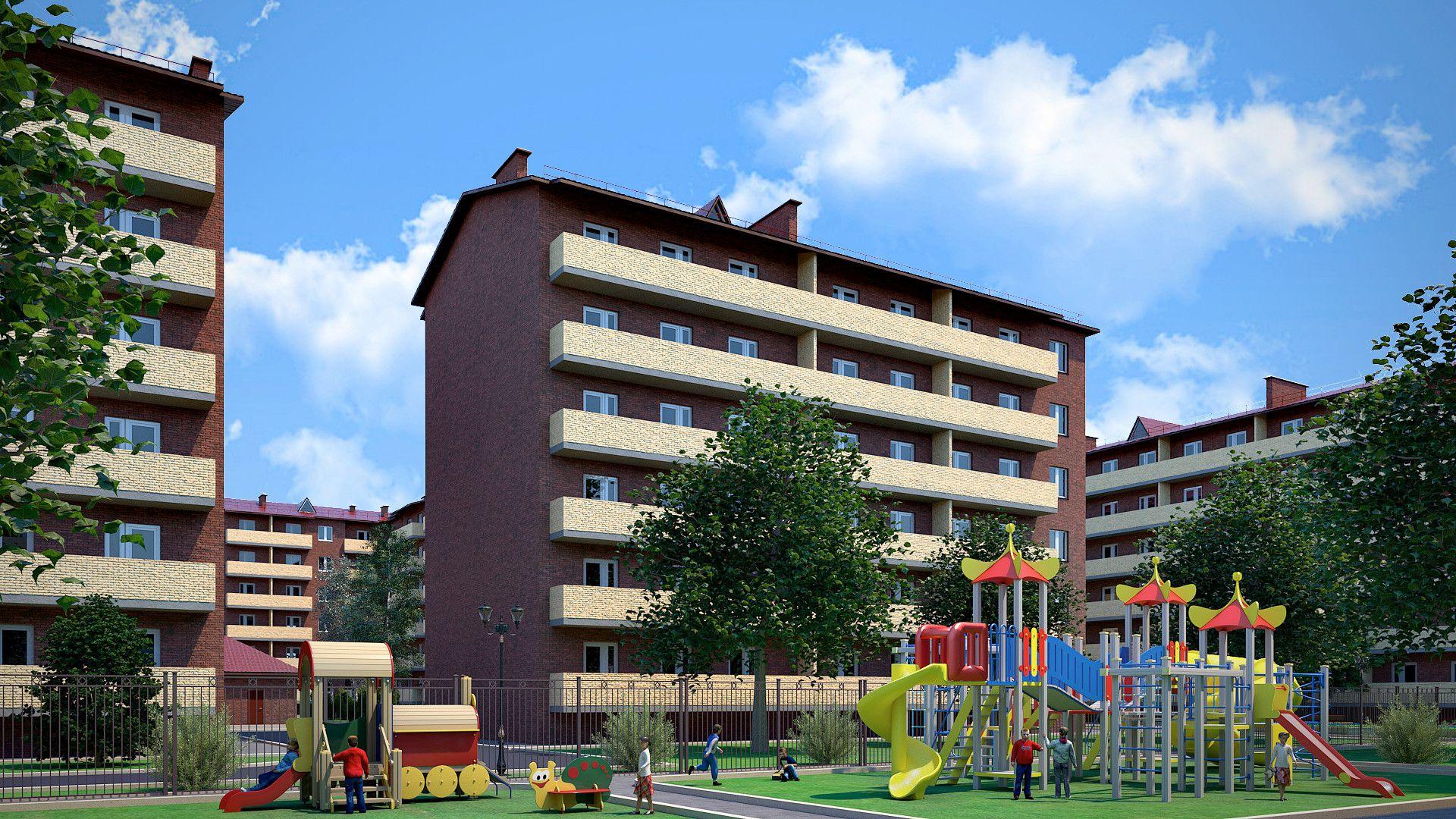 продажа квартир Виноградъ-2