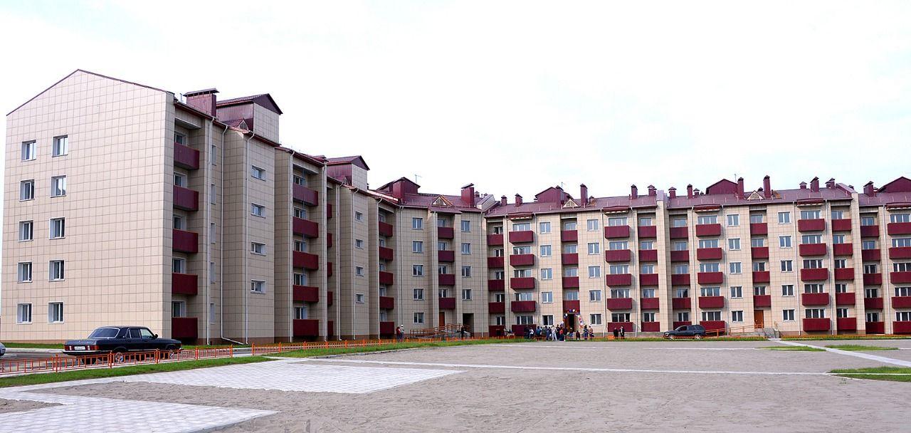купить квартиру в ЖК по ул. Убсу-Нурская, 6 (микрорайон Спутник)