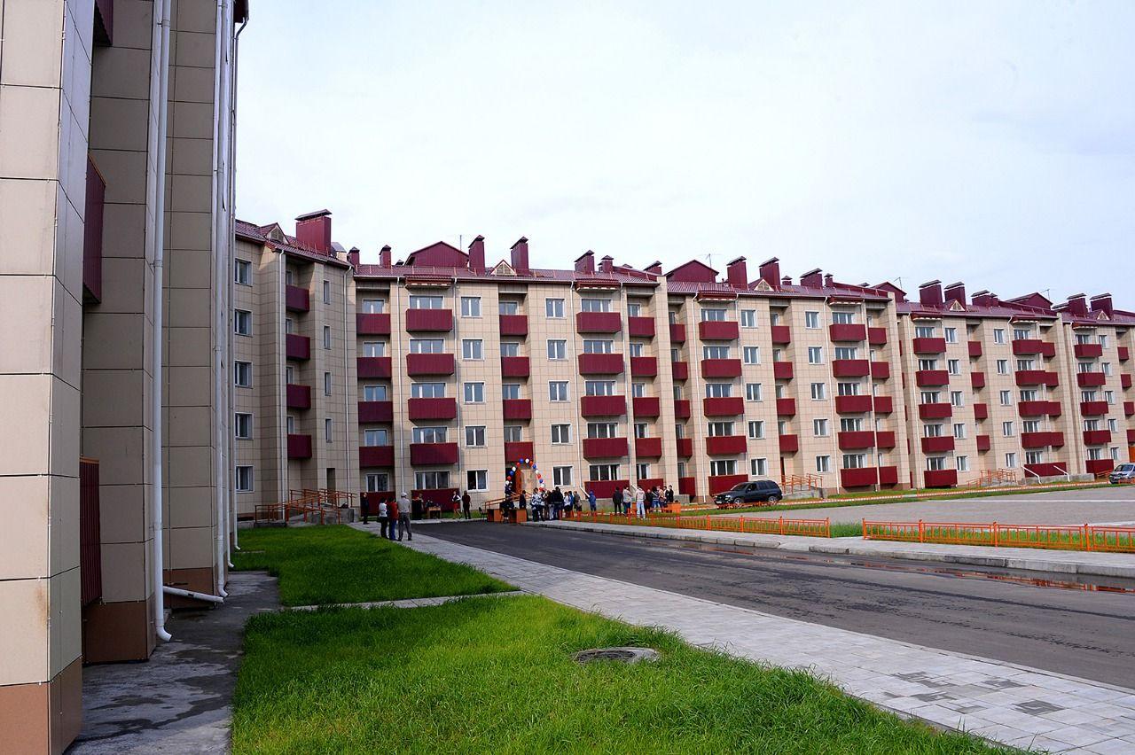 фото ЖК по ул. Убсу-Нурская, 6 (микрорайон Спутник)