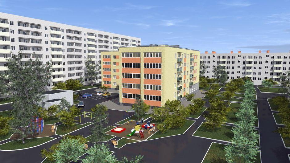 жилой комплекс Уютный-2