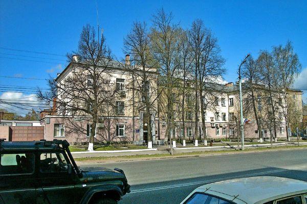 Бизнес-центр на ул. Удмуртская, 245