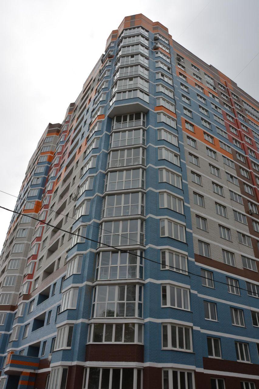 жилой комплекс по ул. Красина