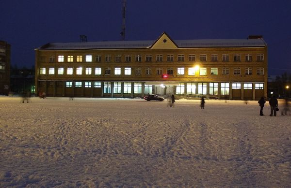 Административное здание на ул. Горького, 23