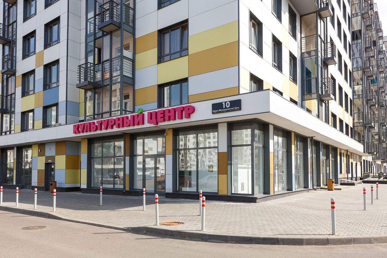 продажа квартир Ново-Молоково