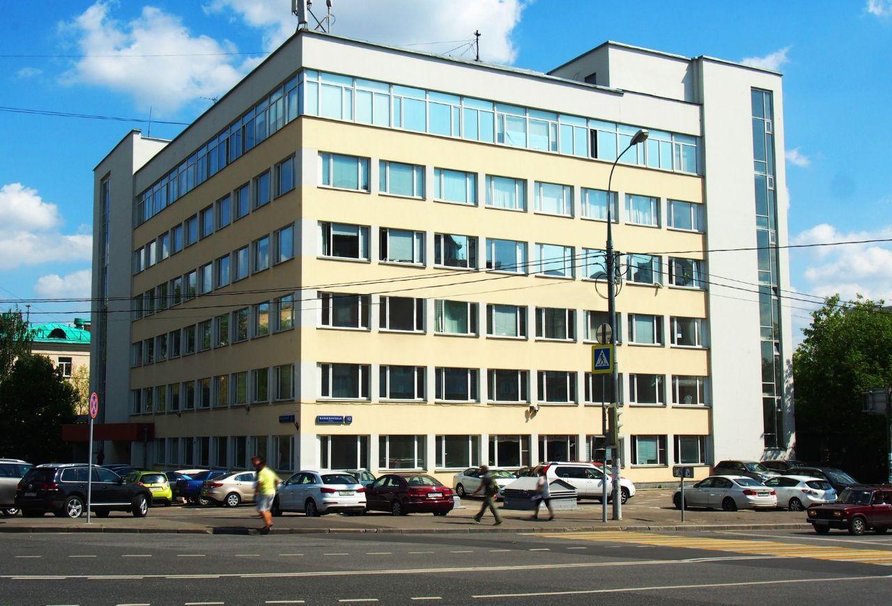 Аренда коммерческой недвижимости на циан Снять помещение под офис Живописная улица