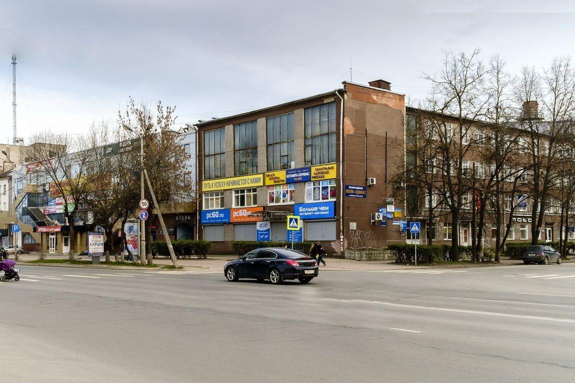 Торгово-развлекательном центре Рижский