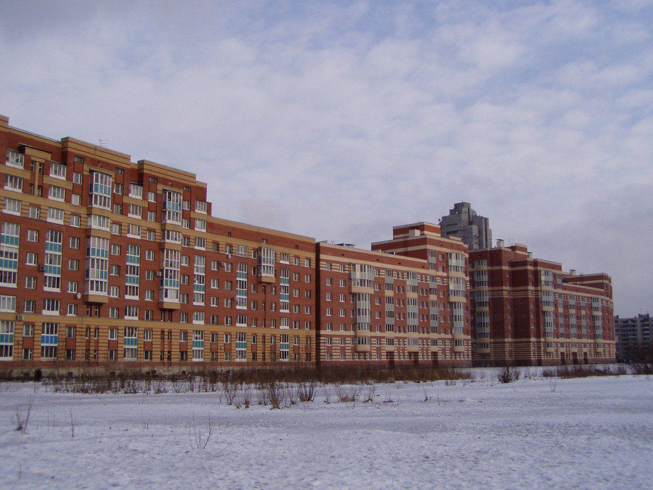 жилой комплекс Приморский бастион