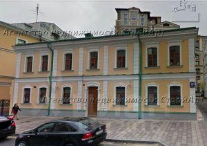 Помещение для персонала Крапивенский переулок аренда офиса от собственника юг юго-восток москвы