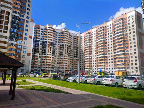 2-я Фотография ЖК «Ольгино Парк»