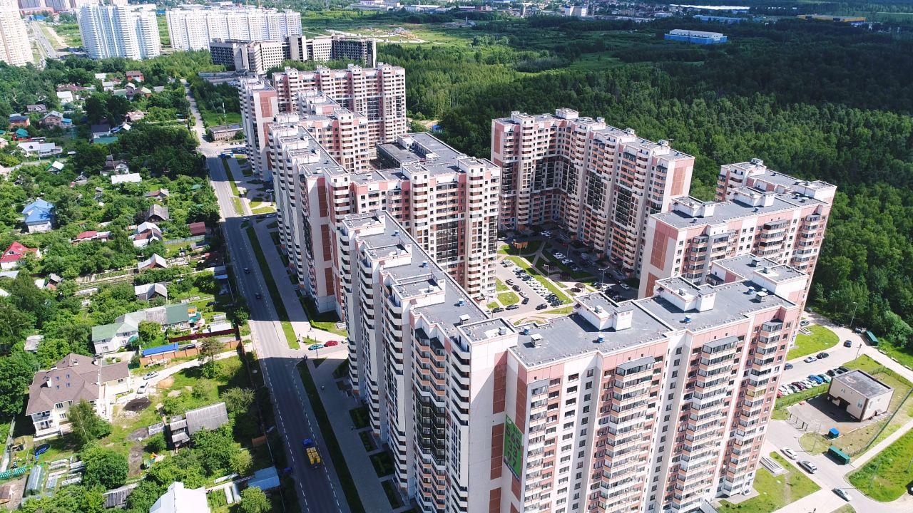 продажа квартир Ольгино Парк