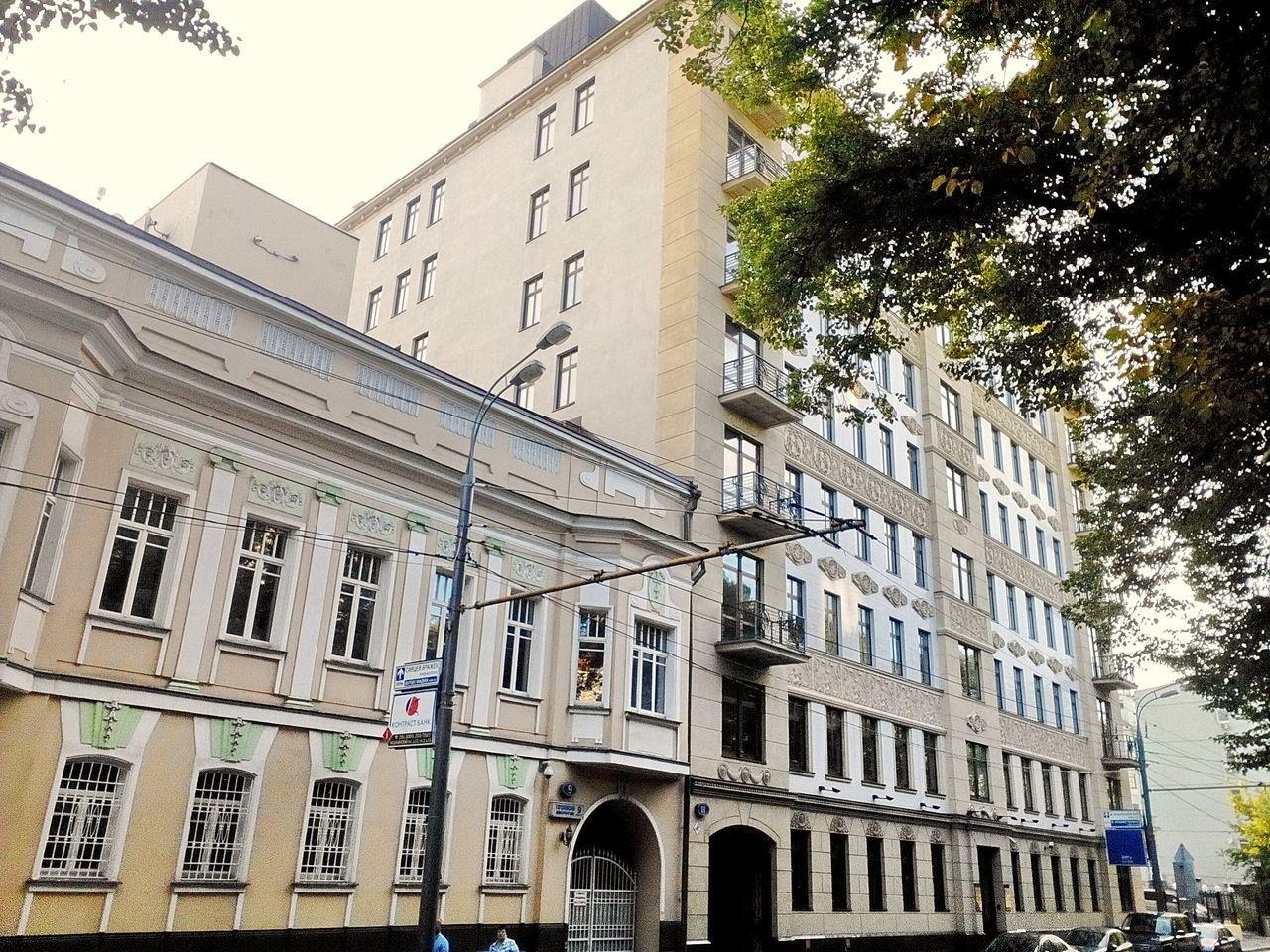 аренда помещений в БЦ на Гоголевском бульваре, 11
