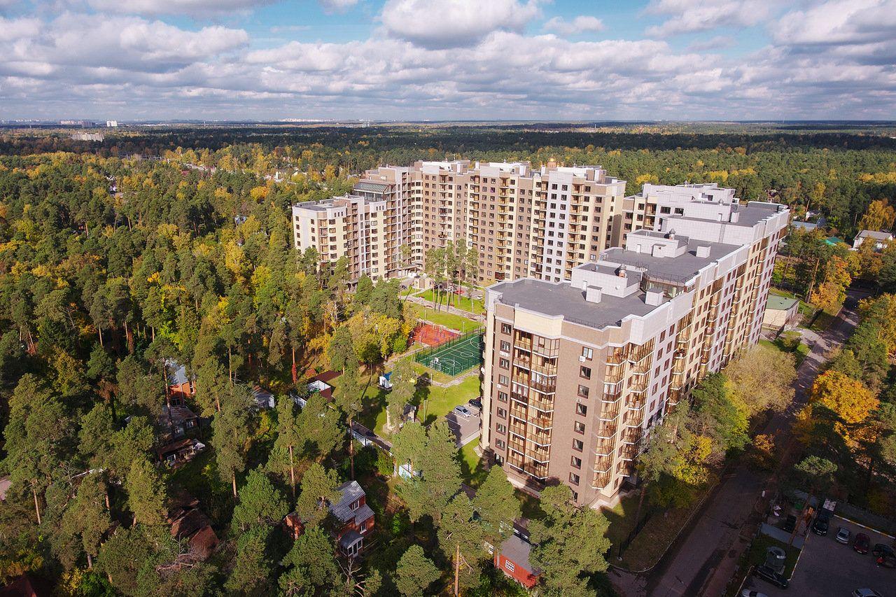 ЖК Ильинский парк