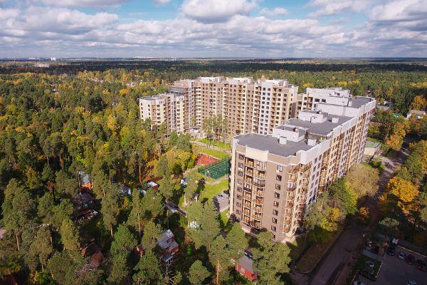 2-я Фотография ЖК «Ильинский парк»