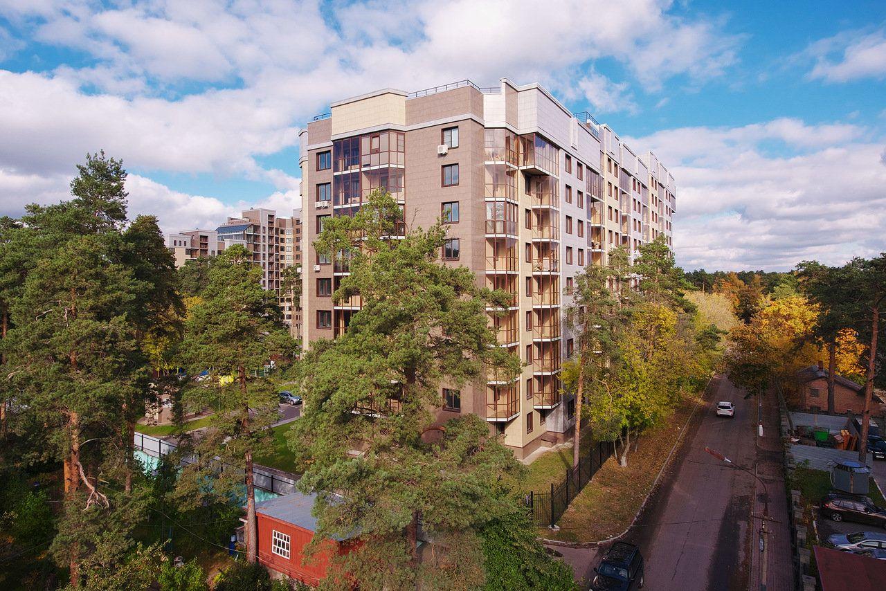 купить квартиру в ЖК Ильинский парк