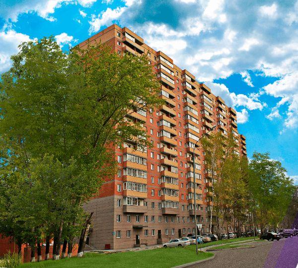 1-я Фотография ЖК «ул. Добролюбова, 162/1»