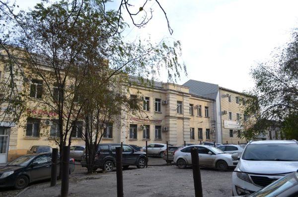 Офисное здание на ул. Химическая, 6