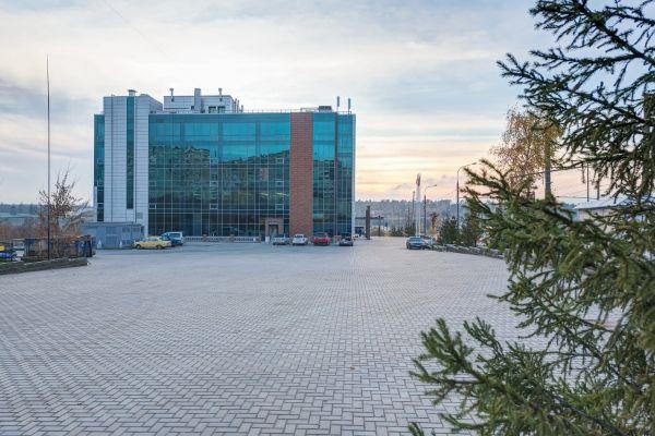 Офисно-гостиничный комплекс Астро Плаза