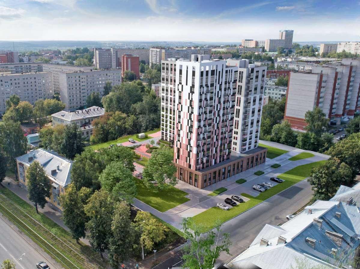 купить квартиру в ЖК Новый Карлутский