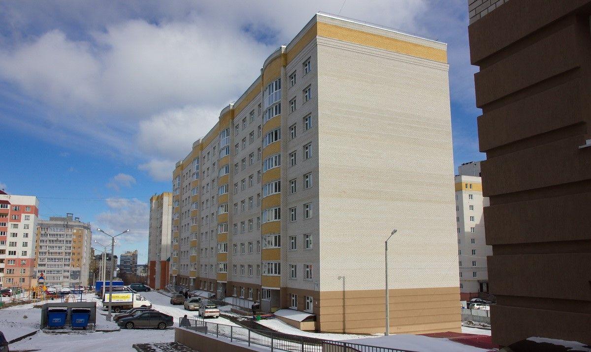 жилой комплекс ул. Байдула
