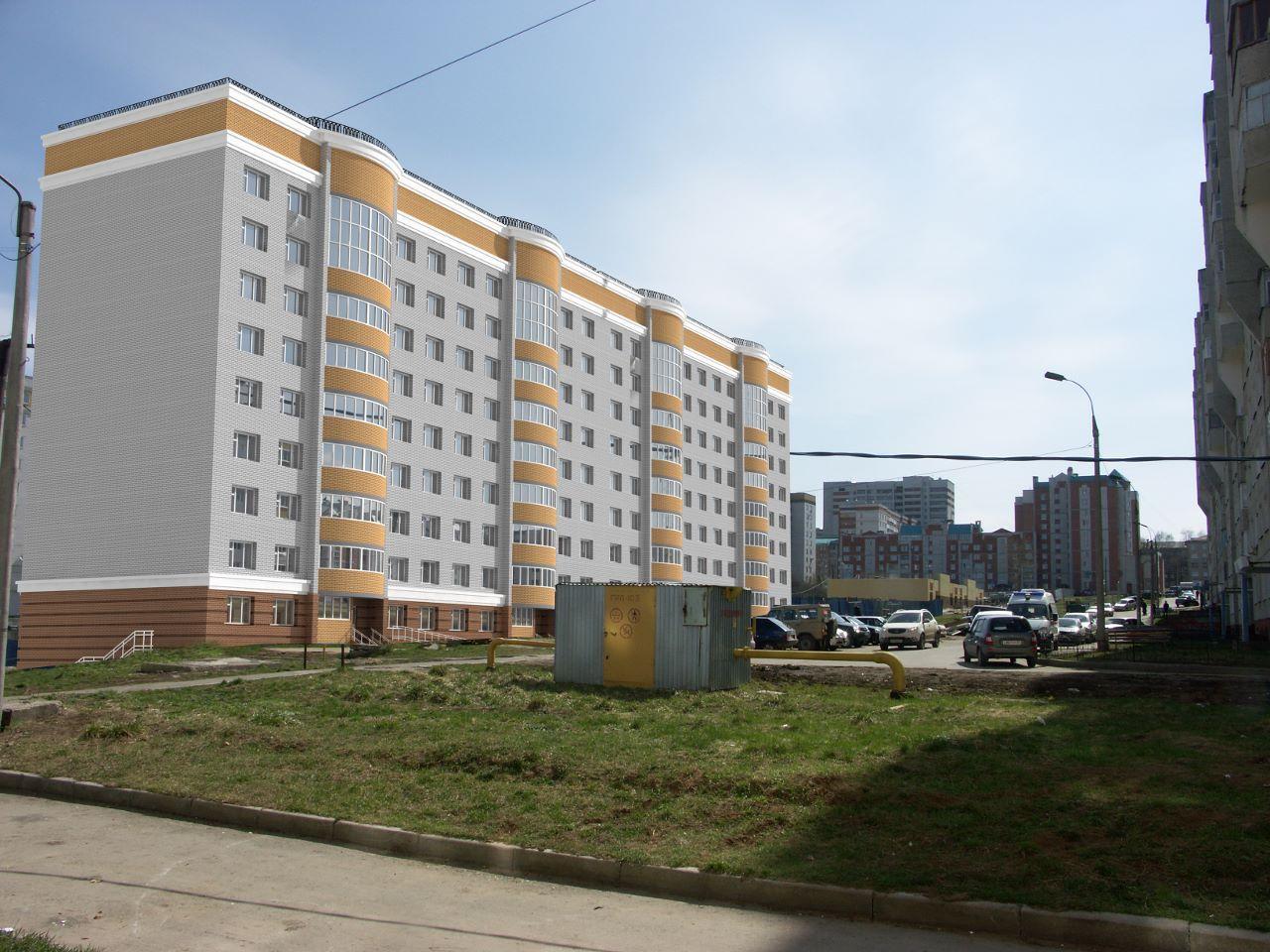 ЖК ул. Байдула