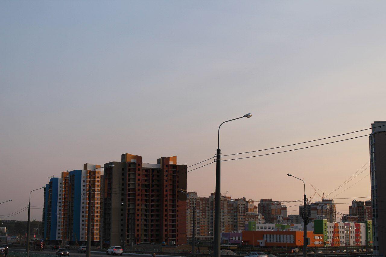 жилой комплекс по ул. Севастопольская