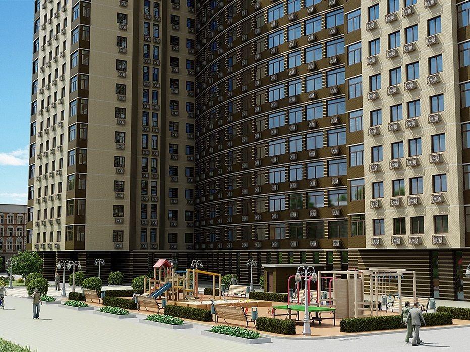 жилой комплекс Парадиз