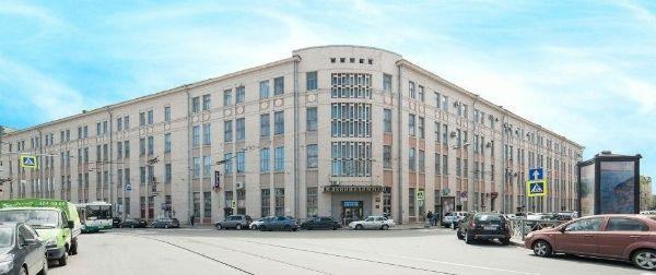 Офисно-складской комплекс ЛЕННИИХИММАШ