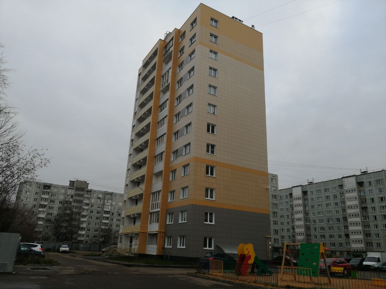 жилой комплекс Бобкова, 38