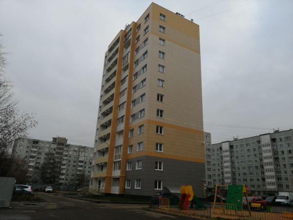 2-я Фотография ЖК «Бобкова, 38»