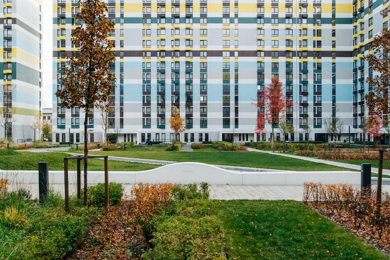продажа квартир Варшавское шоссе 141