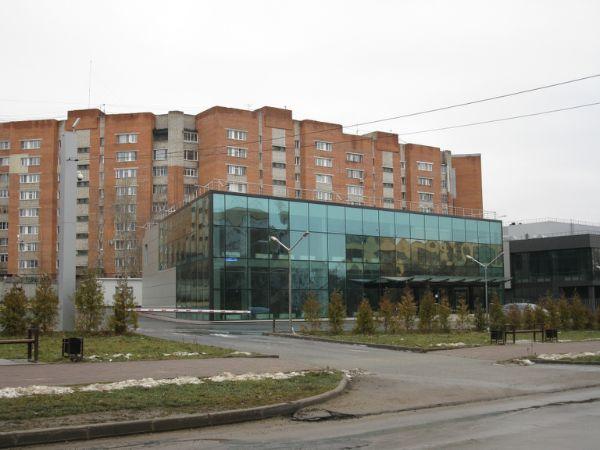 Офисное здание на ул. Пушкинская, 55А